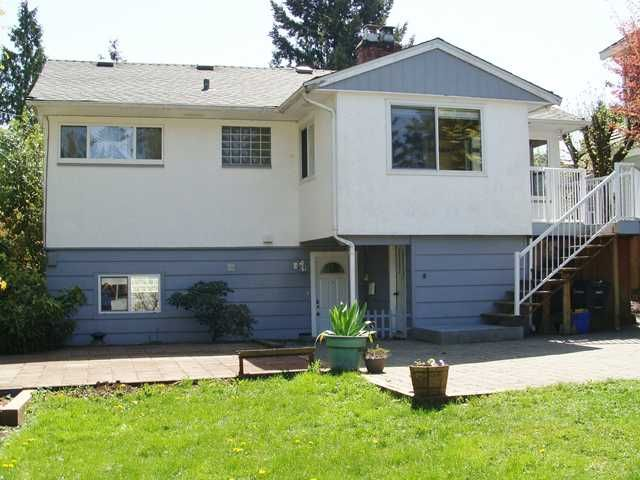 Main Photo: 8049 18TH Avenue in Burnaby: East Burnaby House for sale (Burnaby East)  : MLS®# V1003341
