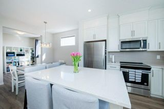 Photo 5: 23 Willow Crescent: Okotoks Semi Detached for sale : MLS®# A1083927
