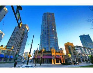 """Photo 2: 1202 1008 CAMBIE Street in Vancouver: Downtown VW Condo for sale in """"THE WATERWORKS"""" (Vancouver West)  : MLS®# V737264"""