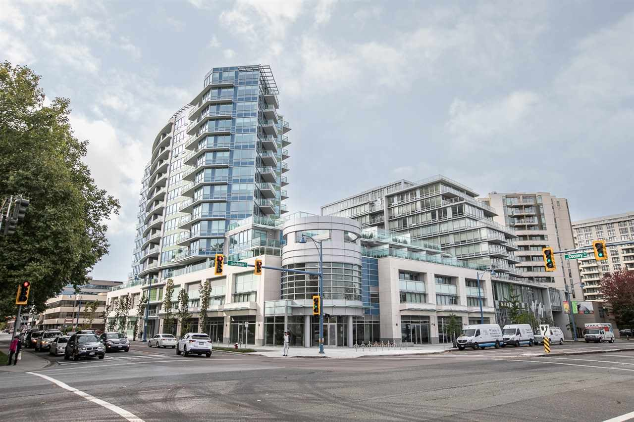 """Main Photo: 605 5599 COONEY Road in Richmond: Brighouse Condo for sale in """"THE GRAND Living"""" : MLS®# R2311775"""
