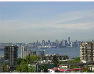 """Photo 1: 1004 140 E 14TH Street in North_Vancouver: Central Lonsdale Condo for sale in """"SPRING HILL"""" (North Vancouver)  : MLS®# V711586"""