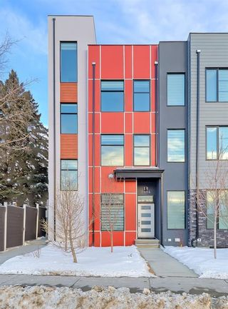 Main Photo: 2814 Edmonton Trail NE in Calgary: Winston Heights/Mountview Row/Townhouse for sale : MLS®# A1074962