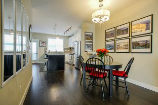 Photo 7: 8 3395 GALLOWAY Avenue in Coquitlam: Burke Mountain Townhouse for sale : MLS®# R2444614