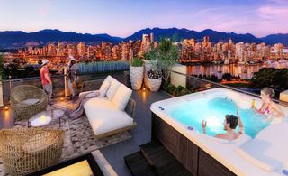 Photo 7: 304 2511 SPRUCE Street in Vancouver: Fairview VW Condo for sale (Vancouver West)  : MLS®# R2579755
