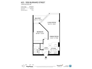 """Photo 22: 622 1330 BURRARD Street in Vancouver: Downtown VW Condo for sale in """"Anchor Point I"""" (Vancouver West)  : MLS®# R2618272"""