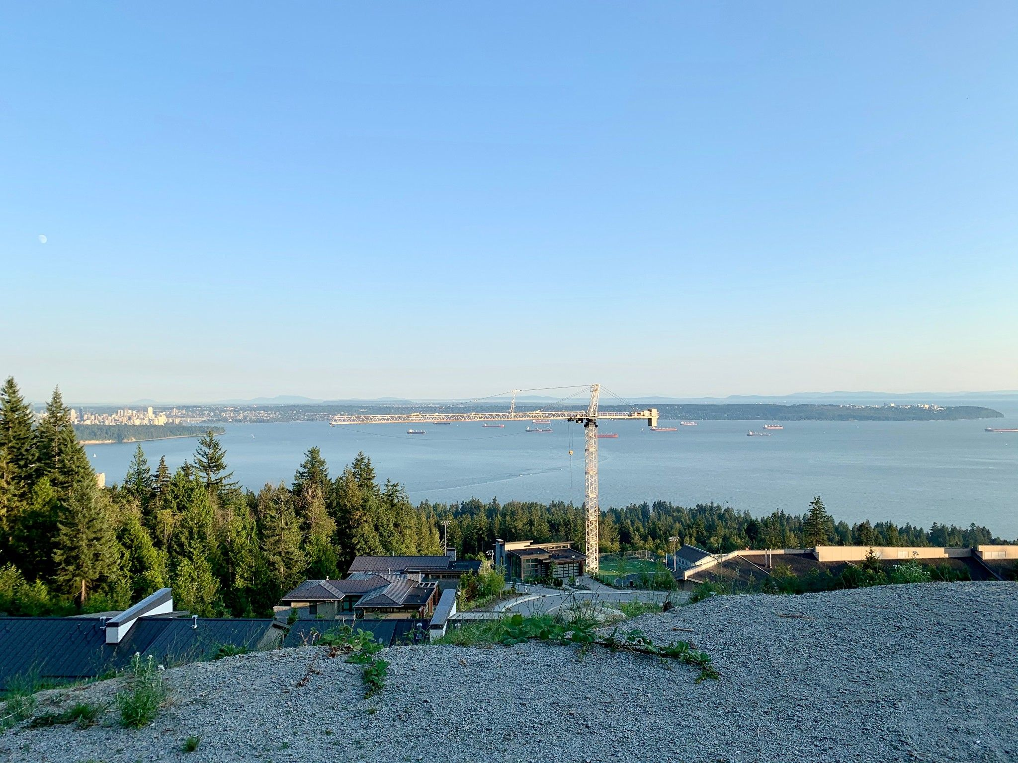 Main Photo: 2756 RODGERS CREEK Place in West Vancouver: Land for sale