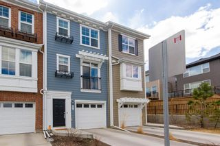 Photo 3: 61 Sherwood Row NW in Calgary: Sherwood Row/Townhouse for sale : MLS®# A1100882