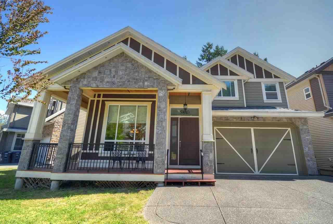 Main Photo: 5840 138 Street in Surrey: Panorama Ridge House for sale : MLS®# R2567744