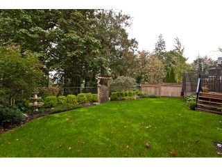 "Photo 22: 3849 154TH ST in Surrey: Morgan Creek House for sale in ""Iron Wood"" (South Surrey White Rock)  : MLS®# F1125082"
