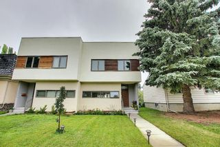 Main Photo: 1704B 32 Street SW in Calgary: Shaganappi Semi Detached for sale : MLS®# A1131395
