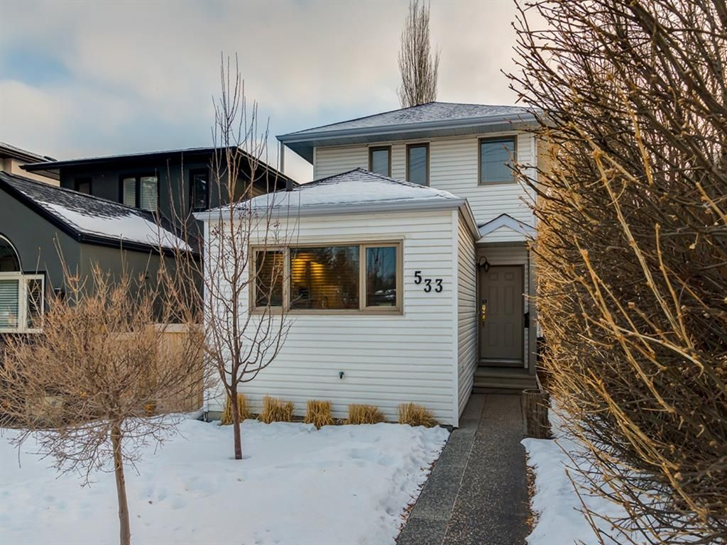 Main Photo: 533 50 Avenue SW in Calgary: Windsor Park Detached for sale : MLS®# A1063858