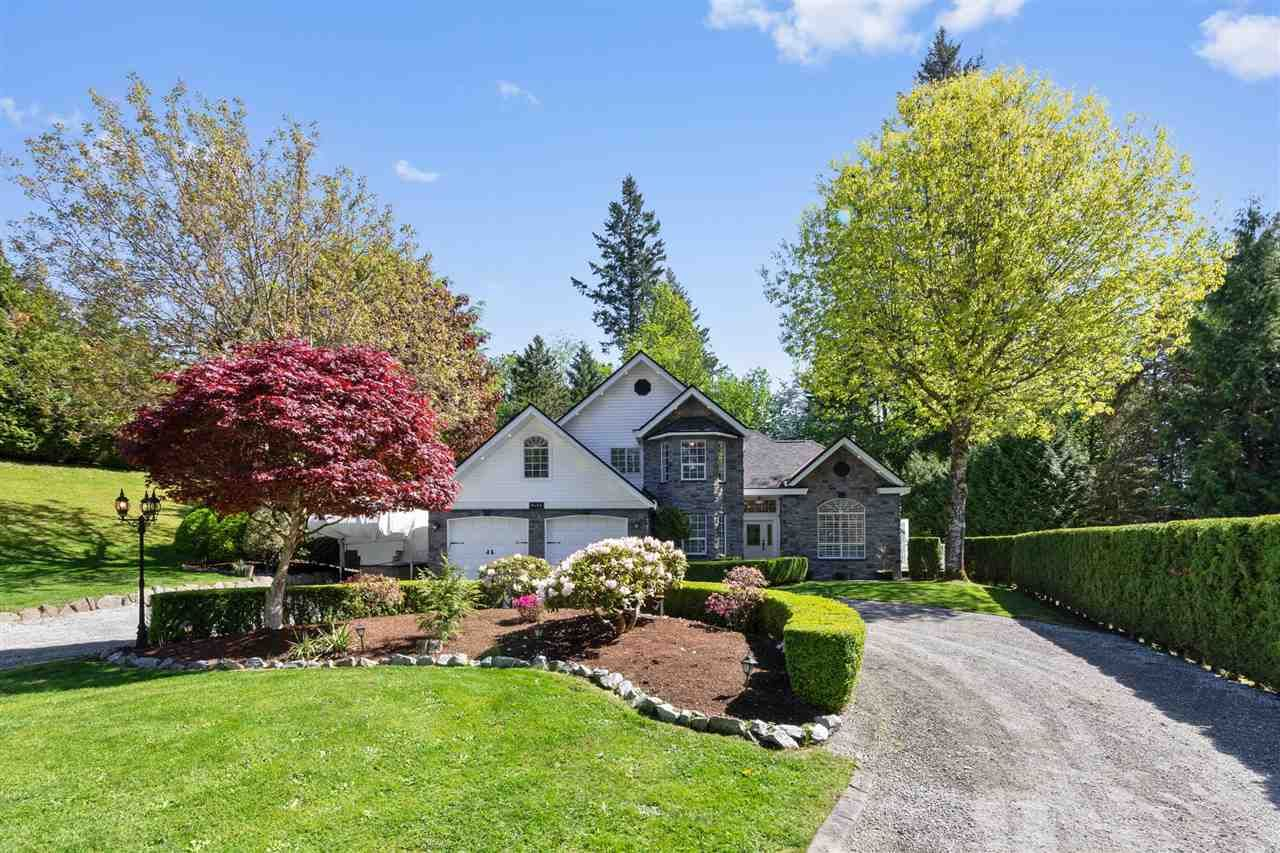 Main Photo: 9484 266 Street in Maple Ridge: Thornhill MR House for sale : MLS®# R2466587