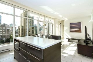 """Photo 6: 502 1252 HORNBY Street in Vancouver: Downtown VW Condo for sale in """"Pure"""" (Vancouver West)  : MLS®# R2093567"""