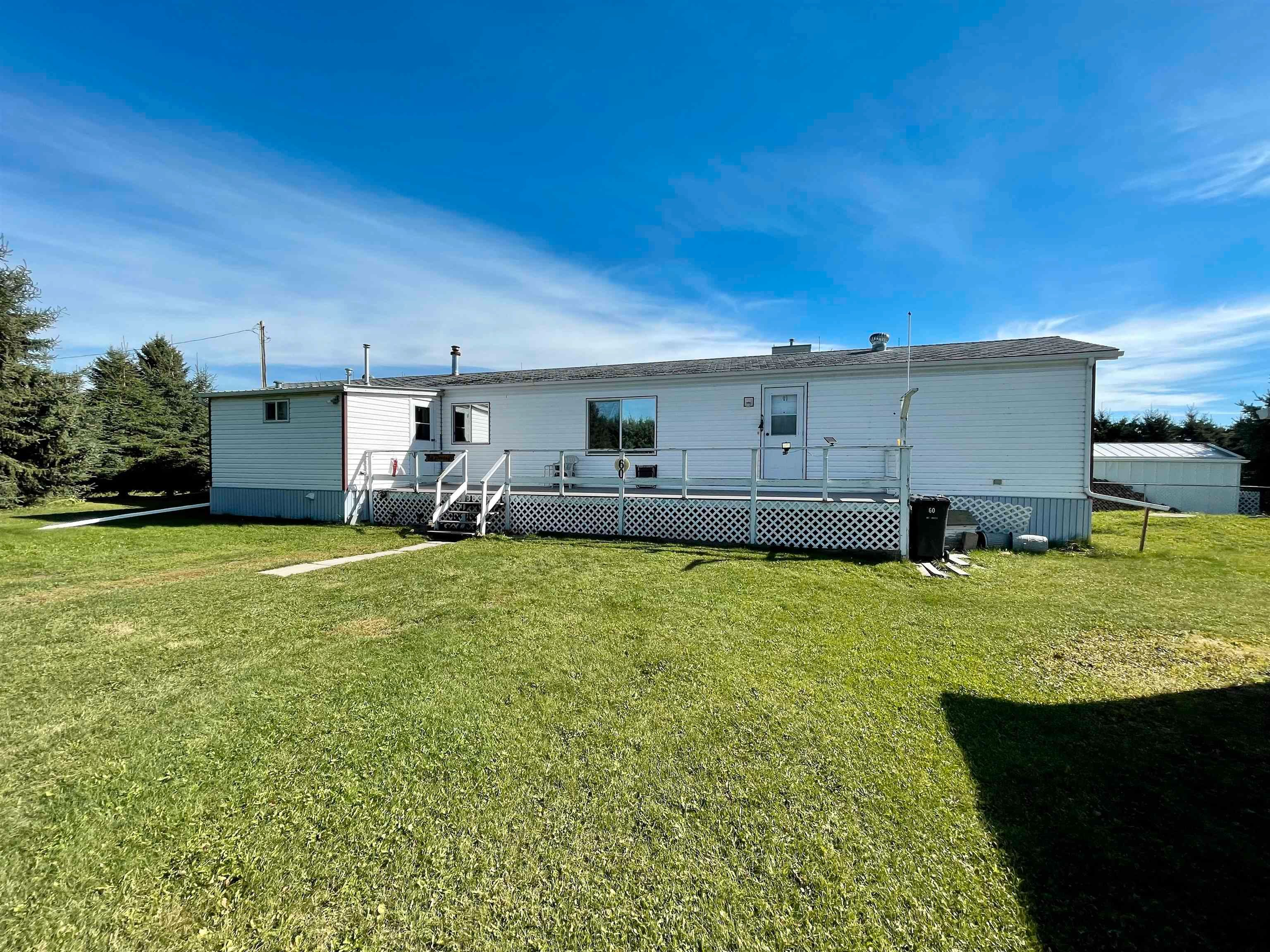Main Photo: 60 Grandivew Heights: Rural Wetaskiwin County Manufactured Home for sale : MLS®# E4262994