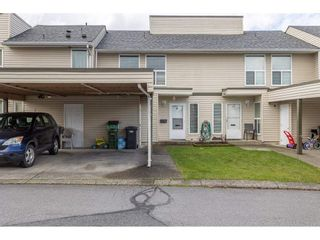 """Main Photo: 263 32550 MACLURE Road in Abbotsford: Abbotsford West Townhouse for sale in """"CLEARBROOK VILLAGE"""" : MLS®# R2589391"""