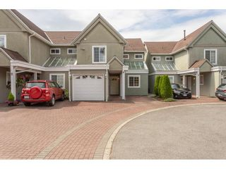 """Photo 2: 10 4855 57 Street in Delta: Hawthorne Townhouse for sale in """"WILLOW LANE"""" (Ladner)  : MLS®# R2395167"""