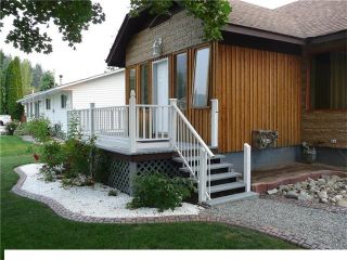 Photo 2: 7141 Northeast 49 Street in Salmon Arm: Canoe House for sale (NE Salmon Arm)  : MLS®# 10111067