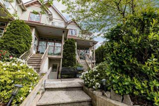 """Main Photo: 1311 BRUNETTE Avenue in Coquitlam: Maillardville Townhouse for sale in """"LAVAL"""" : MLS®# R2592101"""