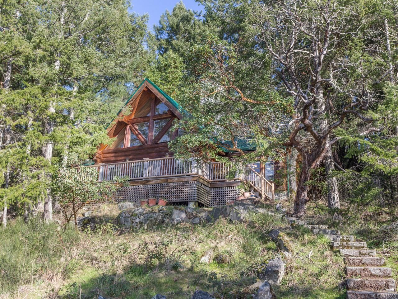 Photo 27: Photos: 255 Forbes Dr in THETIS ISLAND: Isl Thetis Island House for sale (Islands)  : MLS®# 833863