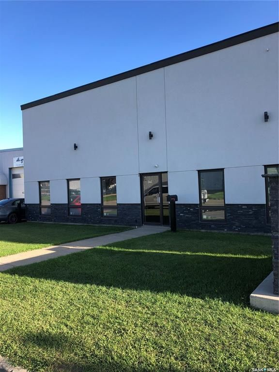 Main Photo: 859-B 60th Street East in Saskatoon: Marquis Industrial Commercial for lease : MLS®# SK870001