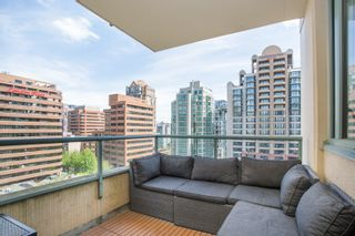 "Photo 11: 908 1238 BURRARD Street in Vancouver: Downtown VW Condo for sale in ""Altadena"" (Vancouver West)  : MLS®# R2455067"