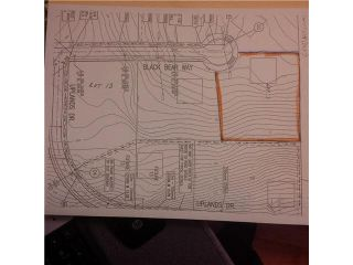 """Photo 1: 3298 BLACKBEAR Way: Anmore Land for sale in """"UPLANDS"""" (Port Moody)  : MLS®# V1097585"""