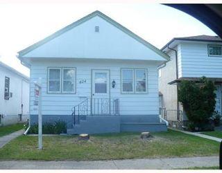 Photo 1: 424 SEYMOUR ST in WINNIPEG: Residential for sale (Canada)  : MLS®# 2911663