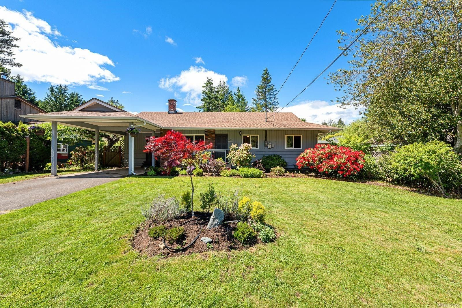 Main Photo: 353 Pritchard Rd in : CV Comox (Town of) House for sale (Comox Valley)  : MLS®# 876996