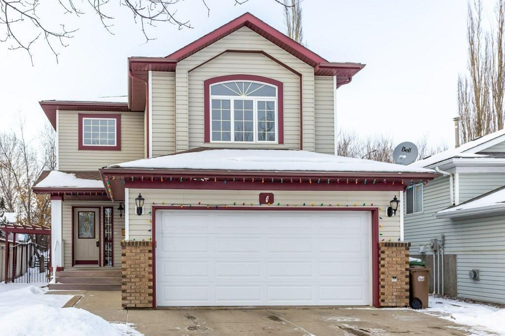 Main Photo: 15 Olympia Court: St. Albert House for sale : MLS®# E4227207