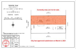 Photo 1: 12811 71 Street in Edmonton: Zone 02 Vacant Lot for sale : MLS®# E4234294