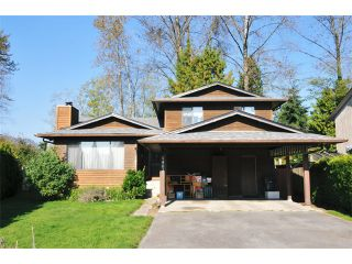 Main Photo: 1401 ORIOLE Avenue in Port Coquitlam: Lincoln Park PQ House for sale : MLS®# V1033328
