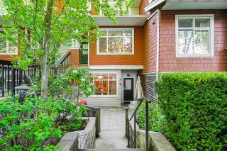 """Photo 1: 54 6878 SOUTHPOINT Drive in Burnaby: South Slope Townhouse for sale in """"CORTINA"""" (Burnaby South)  : MLS®# R2615060"""