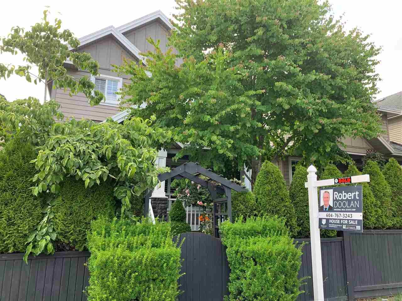 """Main Photo: 2920 152 Street in Surrey: King George Corridor House for sale in """"Southpointe Estates"""" (South Surrey White Rock)  : MLS®# R2356530"""