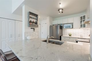 """Photo 4: 317 19528 FRASER Highway in Surrey: Cloverdale BC Condo for sale in """"The Fairmont"""" (Cloverdale)  : MLS®# R2579479"""