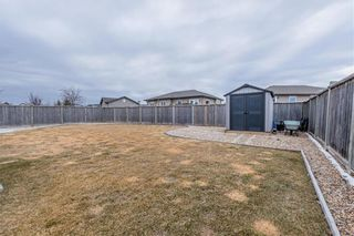 Photo 34: 47 Claremont Drive in Niverville: Fifth Avenue Estates Residential for sale (R07)  : MLS®# 202106842