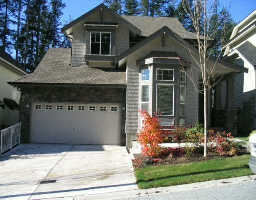 """Main Photo: 500 FOREST PARK Way in Port Moody: Heritage Woods PM House for sale in """"FOREST EDGE"""" : MLS®# V619682"""