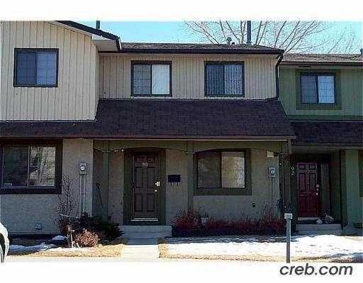 Main Photo:  in CALGARY: Marlborough Park Townhouse for sale (Calgary)  : MLS®# C3131348