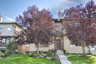Photo 1: 63 Covemeadow Close NE in Calgary: Coventry Hills Semi Detached for sale : MLS®# A1136580