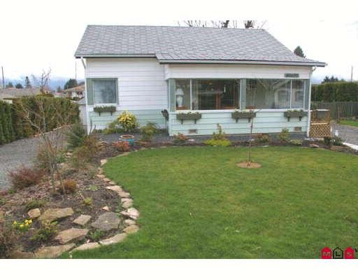 Main Photo: 46670 PORTAGE Avenue in Chilliwack: Chilliwack N Yale-Well House for sale : MLS®# H2801501
