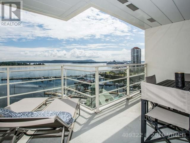 Main Photo: 602 38 Front Street in Nanaimo: Condo for sale : MLS®# 409322