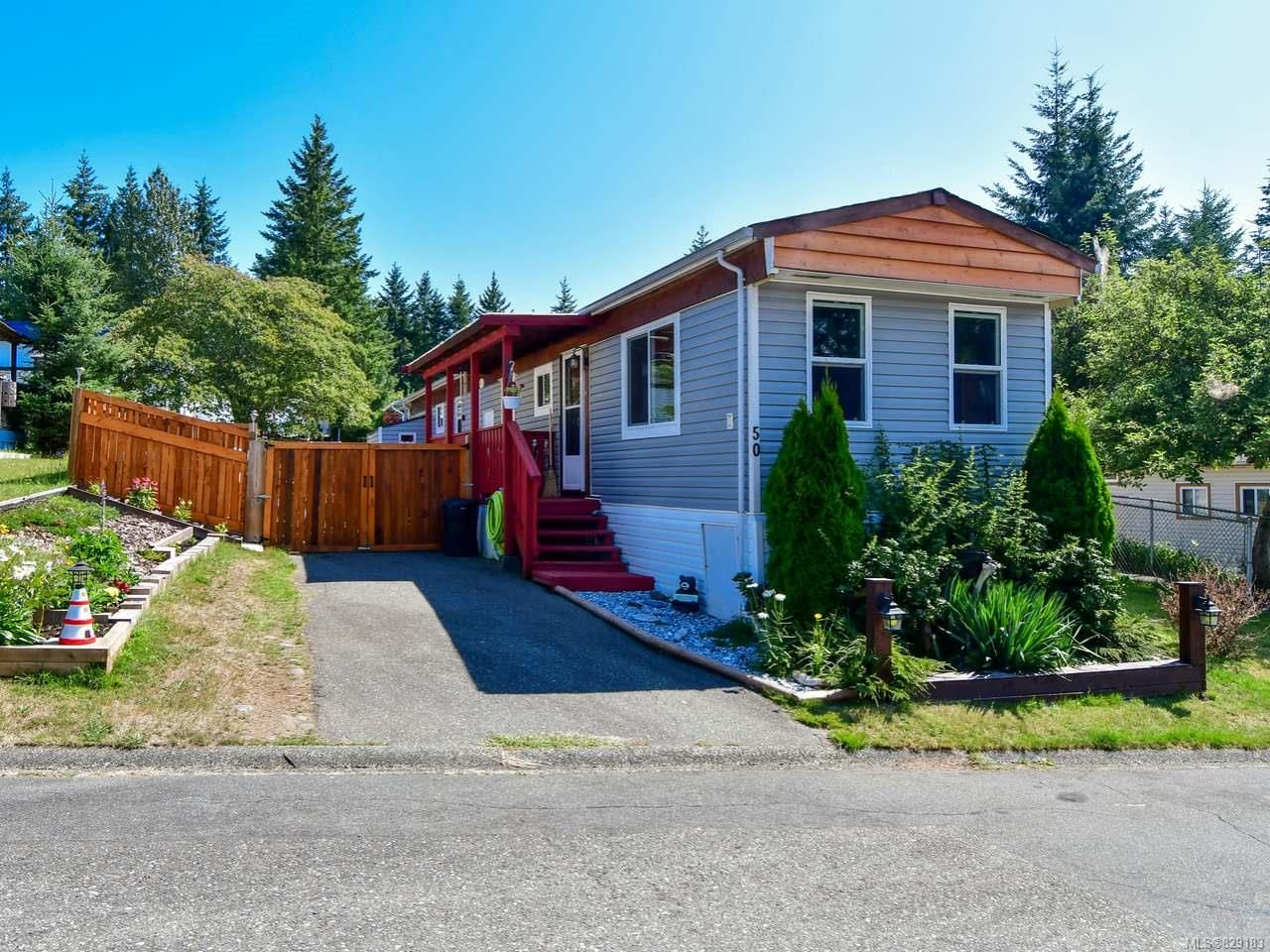 Main Photo: 50 1160 Shellbourne Blvd in CAMPBELL RIVER: CR Campbell River Central Manufactured Home for sale (Campbell River)  : MLS®# 829183