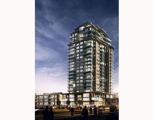 """Main Photo: 1608 610 VICTORIA Street in New_Westminster: Downtown NW Condo for sale in """"THE POINT"""" (New Westminster)  : MLS®# V663622"""