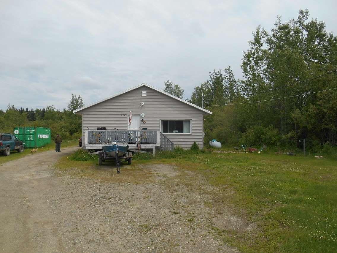 Main Photo: 6420 LAMBERTUS Road: Reid Lake Manufactured Home for sale (PG Rural North (Zone 76))  : MLS®# R2079769