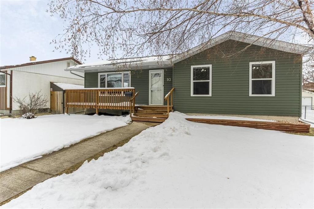 Photo 33: Photos: 93 Pike Crescent in Winnipeg: East Elmwood Residential for sale (3B)  : MLS®# 202108663