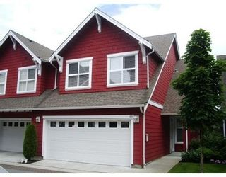 Photo 1: # 68 3088 FRANCIS RD in Richmond: Seafair Condo for sale : MLS®# V655786