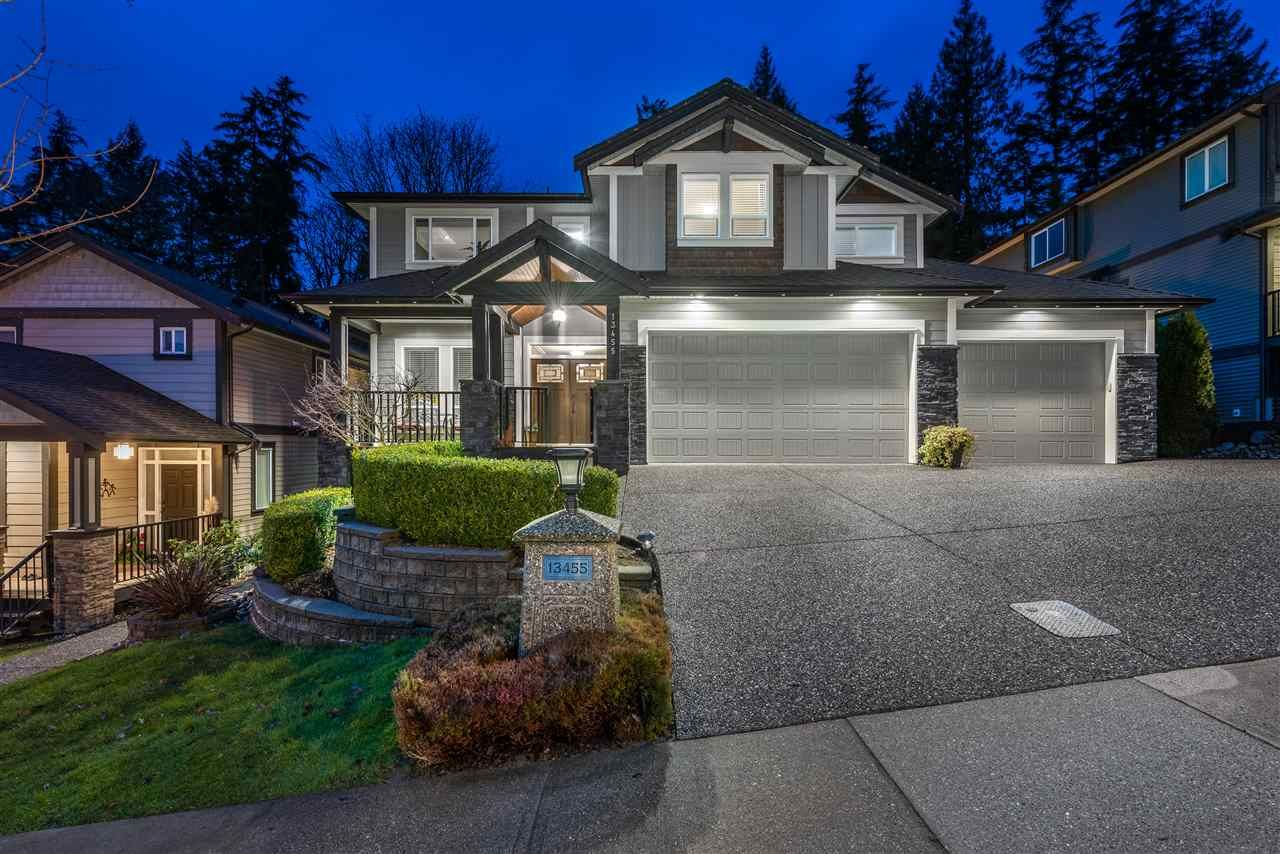 "Main Photo: 13455 235 Street in Maple Ridge: Silver Valley House for sale in ""Silver Valley"" : MLS®# R2542273"