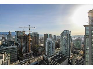 Photo 5: # 2703 565 SMITHE ST in Vancouver: Downtown VW Condo for sale (Vancouver West)  : MLS®# V1138496