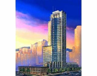 """Photo 1: 1408 1255 SEYMOUR Street in Vancouver: Downtown VW Condo for sale in """"ELAN"""" (Vancouver West)  : MLS®# V692372"""