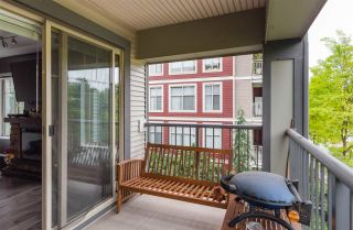 "Photo 13: 313 2468 ATKINS Avenue in Port Coquitlam: Central Pt Coquitlam Condo for sale in ""THE BORDEAUX"" : MLS®# R2202920"