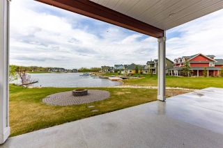 Photo 33: 41 Sunset Harbour: Rural Wetaskiwin County House for sale : MLS®# E4244118